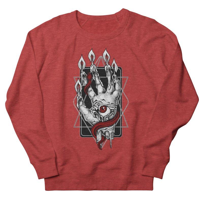 Hand of Glory Men's French Terry Sweatshirt by von Kowen's Shop