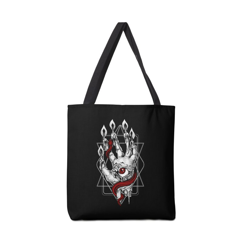 Hand of Glory Accessories Tote Bag Bag by von Kowen's Shop
