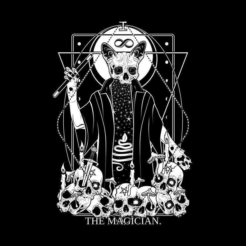 The Magician tarot card Men's Longsleeve T-Shirt by von Kowen's Shop