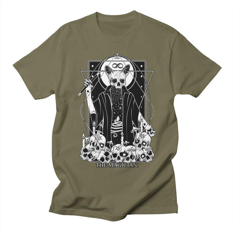 The Magician tarot card Women's Regular Unisex T-Shirt by von Kowen's Shop