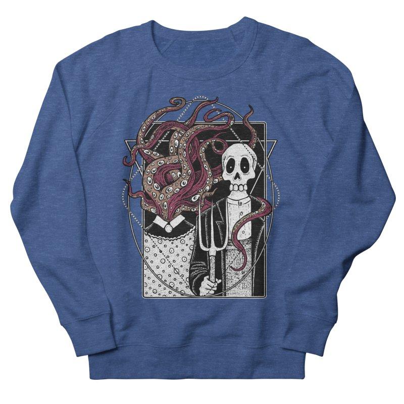 R'yleh Gothic - a tribute to Ameriacan Gothic Men's Sweatshirt by von Kowen's Shop