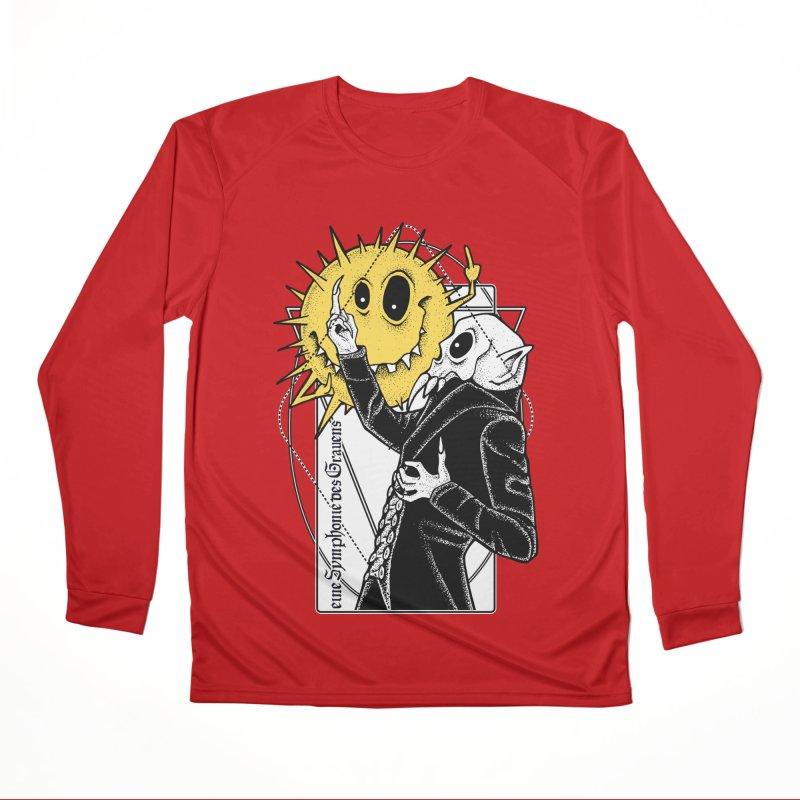 The Vampire and the Sun Men's Performance Longsleeve T-Shirt by von Kowen's Shop