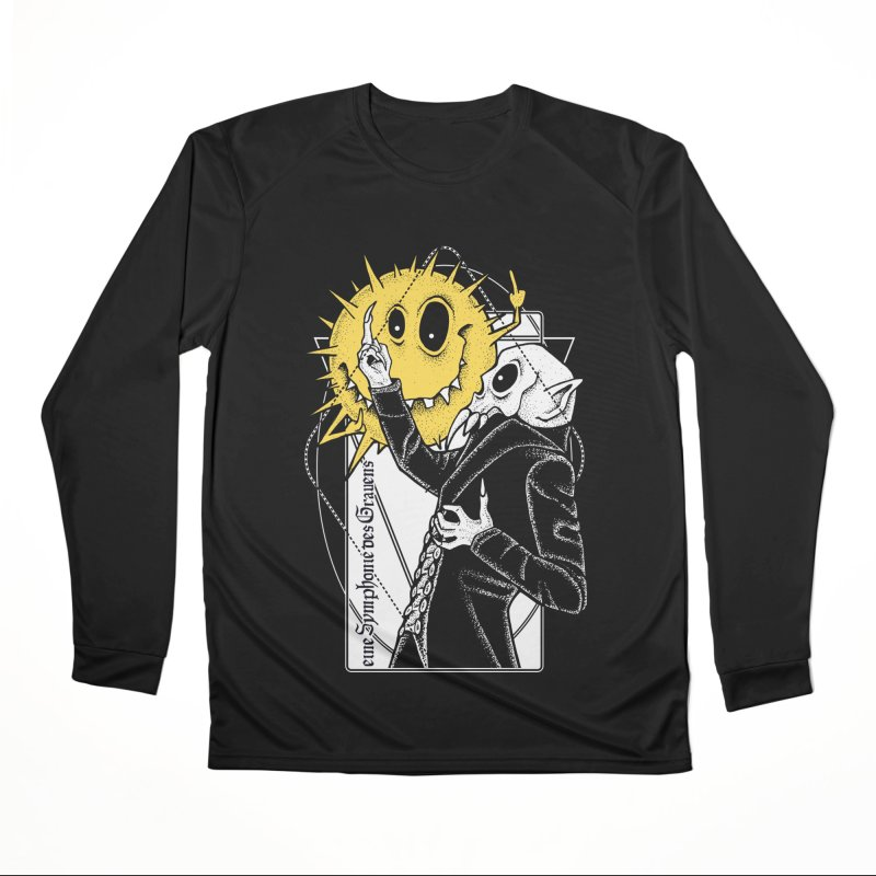 The Vampire and the Sun Women's Performance Unisex Longsleeve T-Shirt by von Kowen's Shop