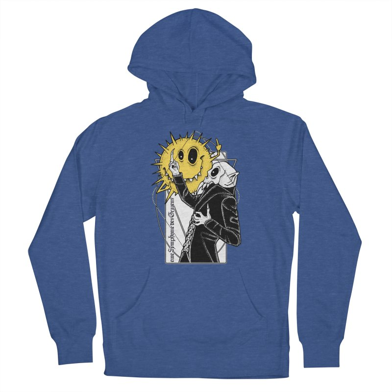 The Vampire and the Sun Men's French Terry Pullover Hoody by von Kowen's Shop