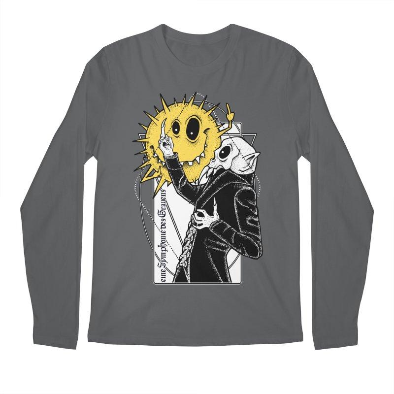 The Vampire and the Sun Men's Longsleeve T-Shirt by von Kowen's Shop