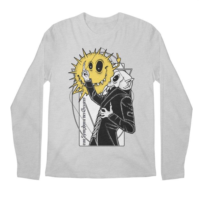 The Vampire and the Sun Men's Regular Longsleeve T-Shirt by von Kowen's Shop