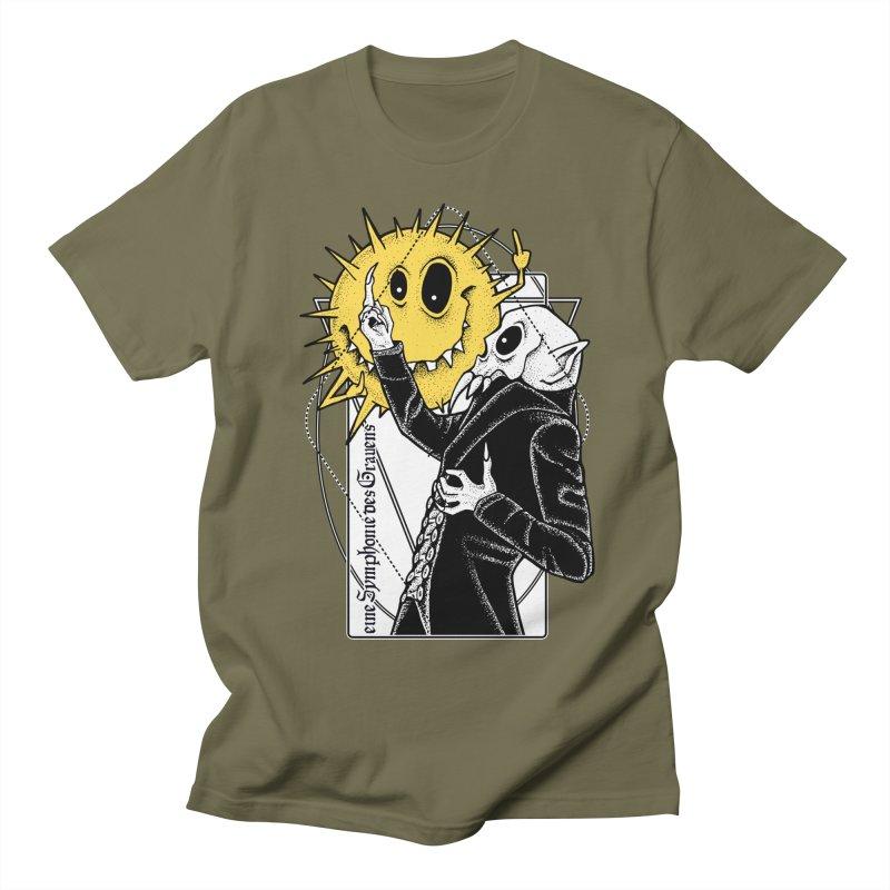 The Vampire and the Sun Women's Regular Unisex T-Shirt by von Kowen's Shop