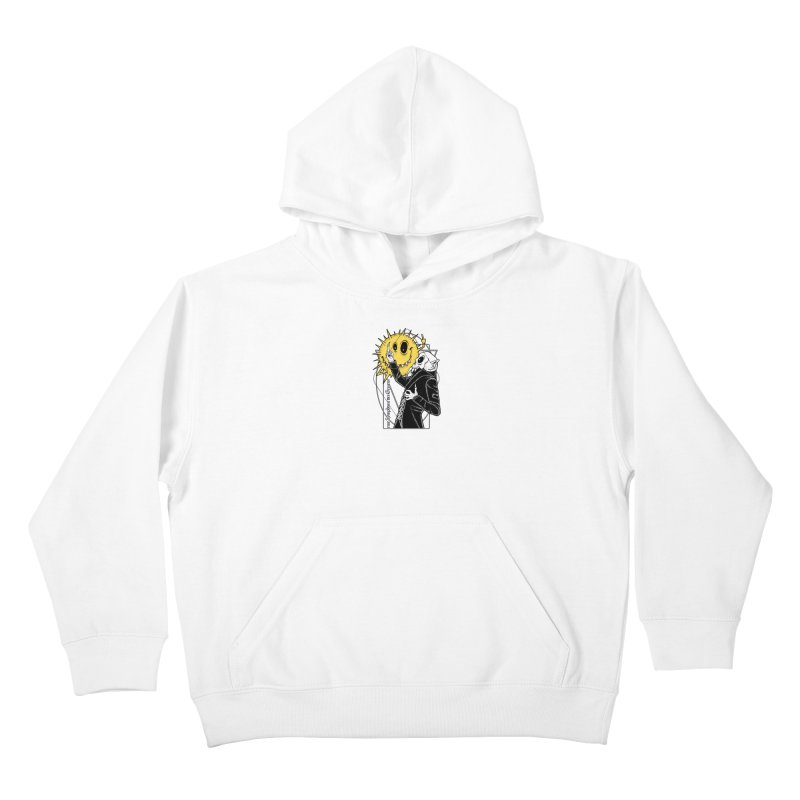 The Vampire and the Sun Kids Pullover Hoody by von Kowen's Shop
