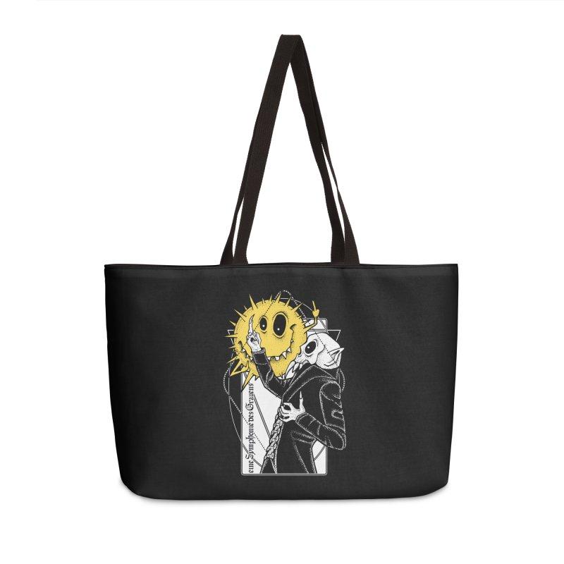The Vampire and the Sun Accessories Weekender Bag Bag by von Kowen's Shop