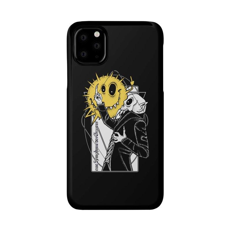 The Vampire and the Sun Accessories Phone Case by von Kowen's Shop