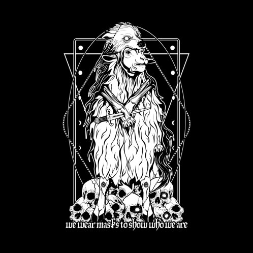 Design for Sheep in wolf's clothing