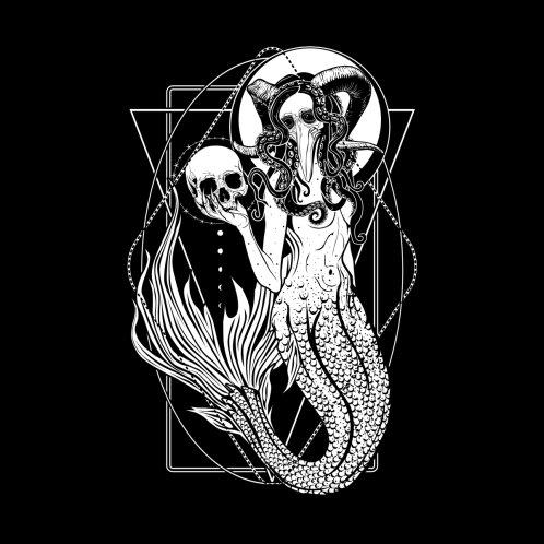 Design for The Plague Mermaid