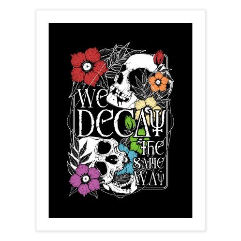 image for We Decay The Same Way