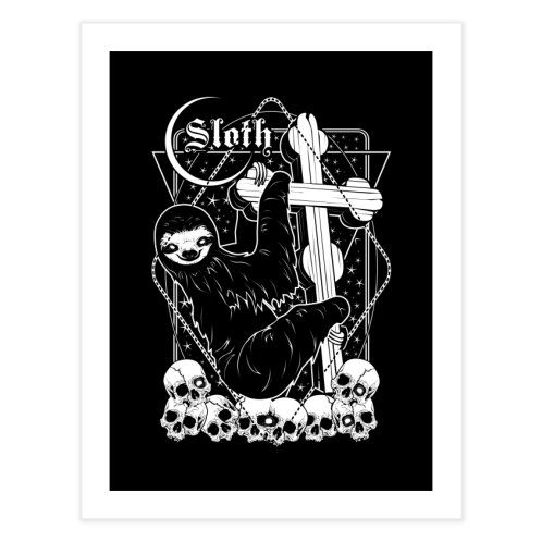 image for 7 sins: Sloth