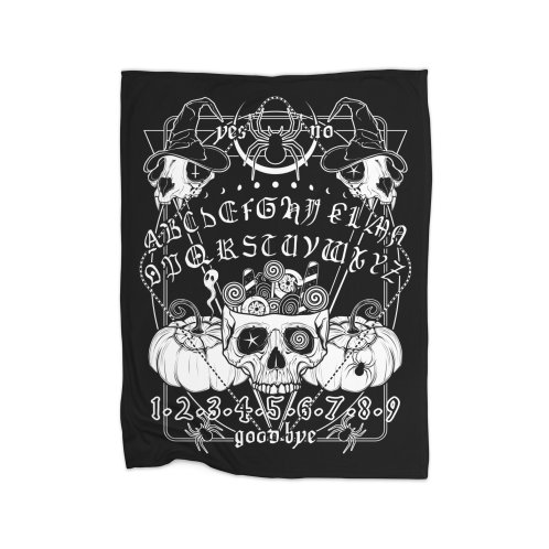 image for Halloween spirit board