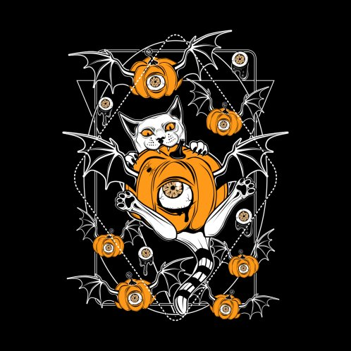 Design for Vampurr in the pumpkin patch