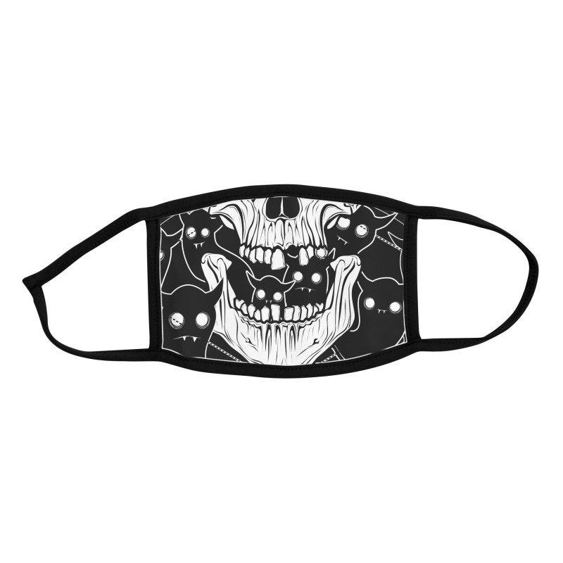 Inner demons / Not alone Accessories Face Mask by von Kowen's Shop