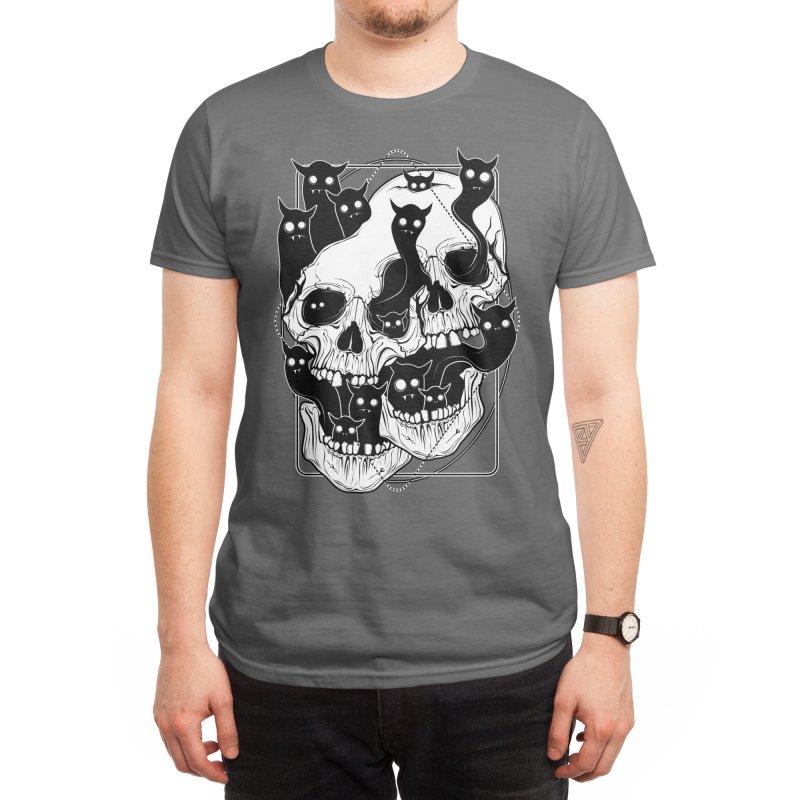 Inner demons / Not alone Men's T-Shirt by von Kowen's Shop