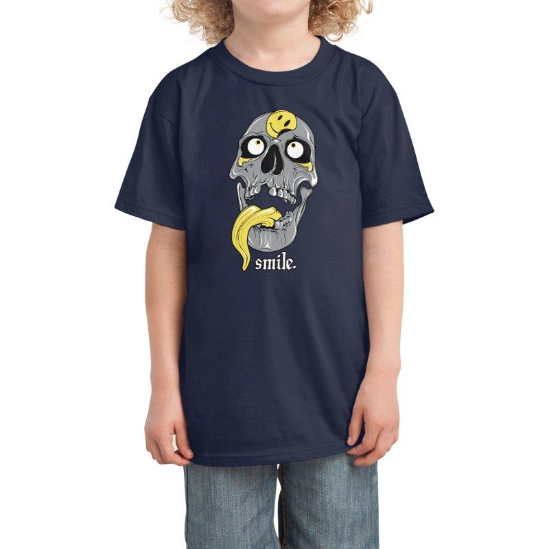 SMILE Kids T-Shirt by von Kowen's Shop