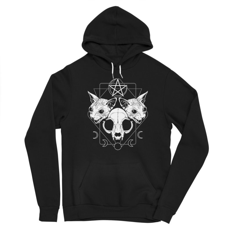 Cult of the Meow Trinity Women's Pullover Hoody by von Kowen's Shop
