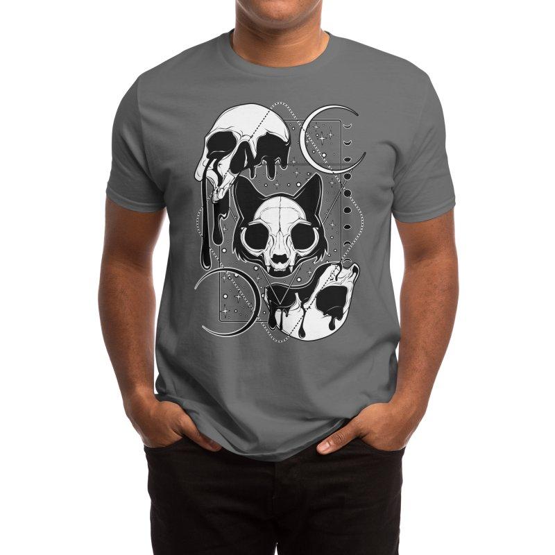 Inner Kitten Men's T-Shirt by von Kowen's Shop