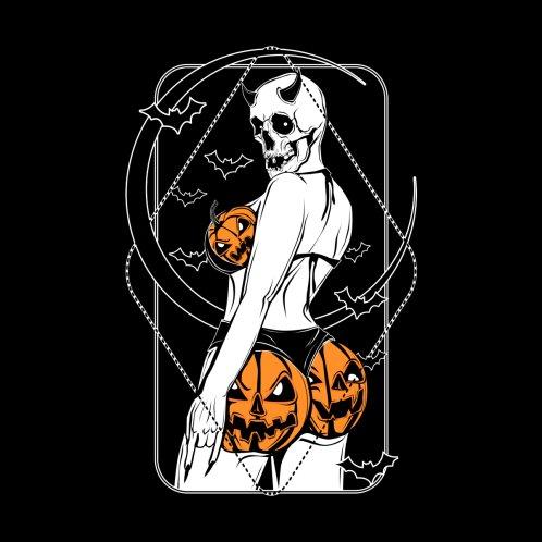 Design for Halloween Demon