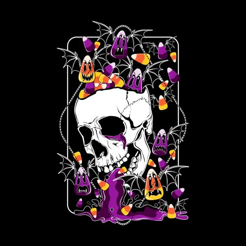 Design for Death by Candy Corn
