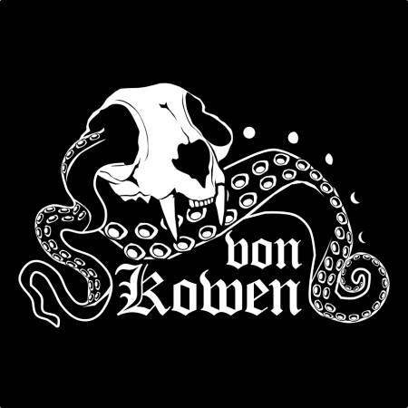 Logo for von Kowen's Shop