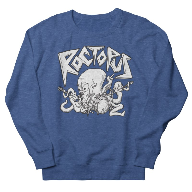 Rocktopus Women's Sweatshirt by voorheis's Artist Shop