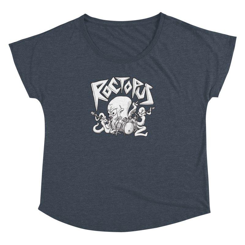 Rocktopus Women's Dolman by voorheis's Artist Shop