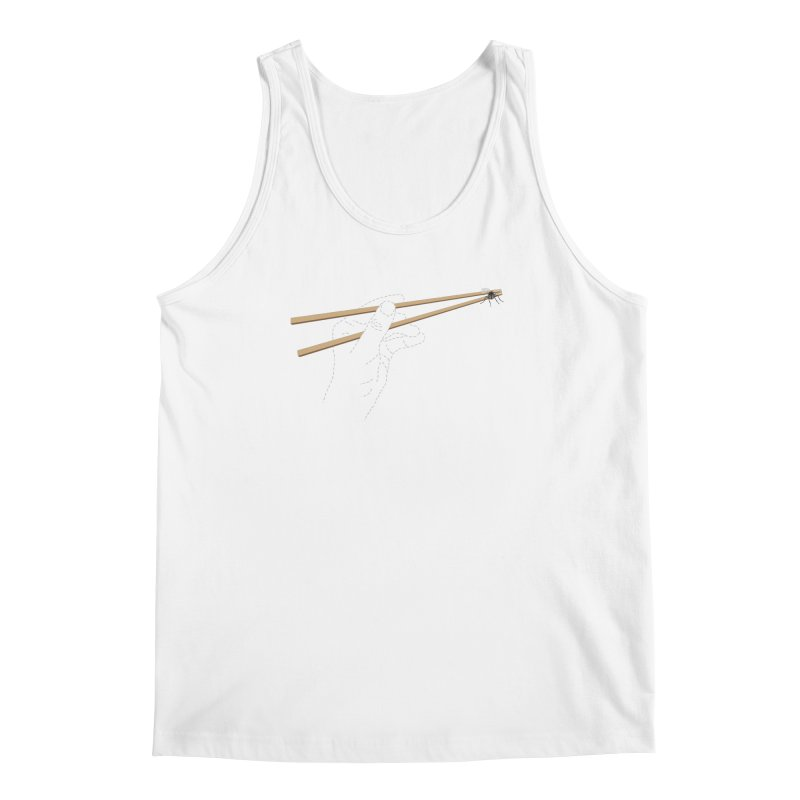Chopsticks Men's Tank by voorheis's Artist Shop