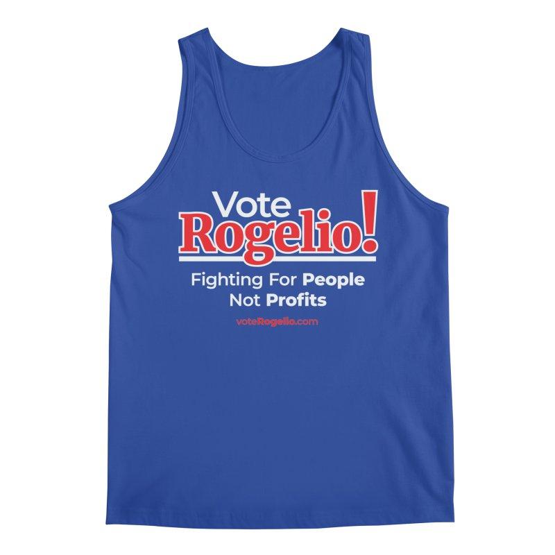 Men's None by Vote Rogelio!