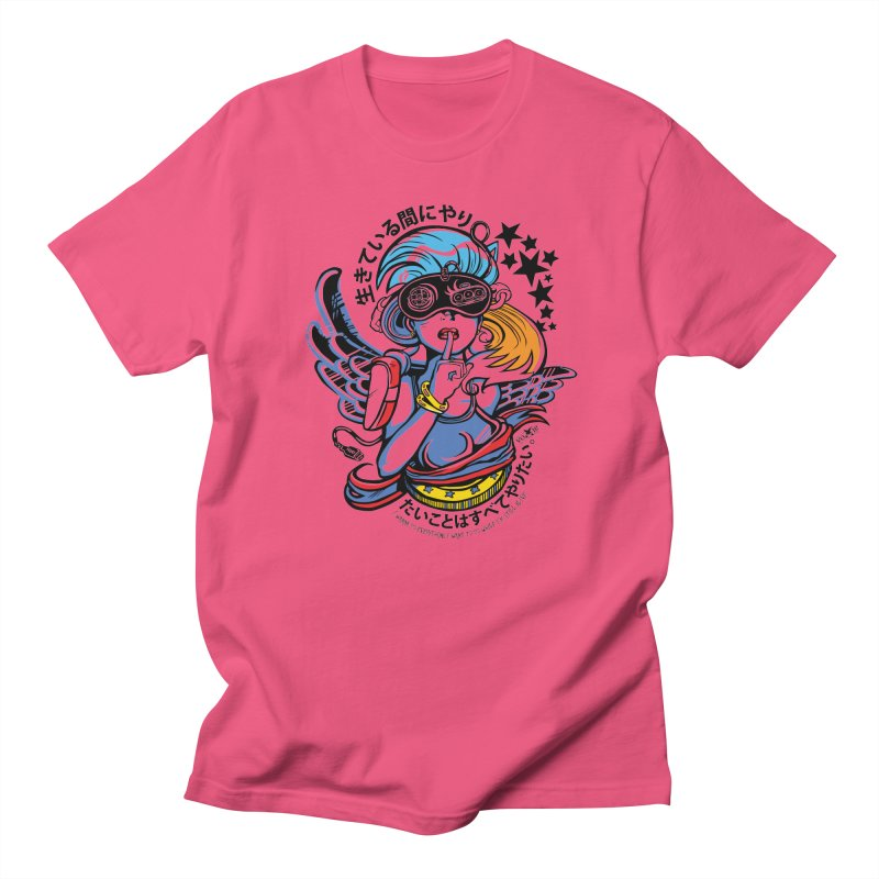 Sonic Hair 2013 Men's T-Shirt by voxie's Artist Shop