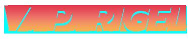 V. P. Rigel's Intergalactic Corner! Logo