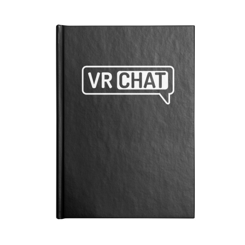 Accessories Accessories Notebook by VRChat Merchandise