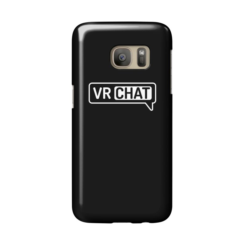 Accessories Accessories Phone Case by VRChat Merchandise