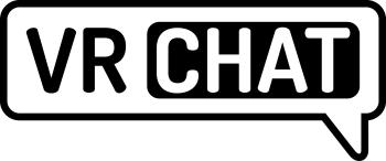 VRChat Merchandise Logo