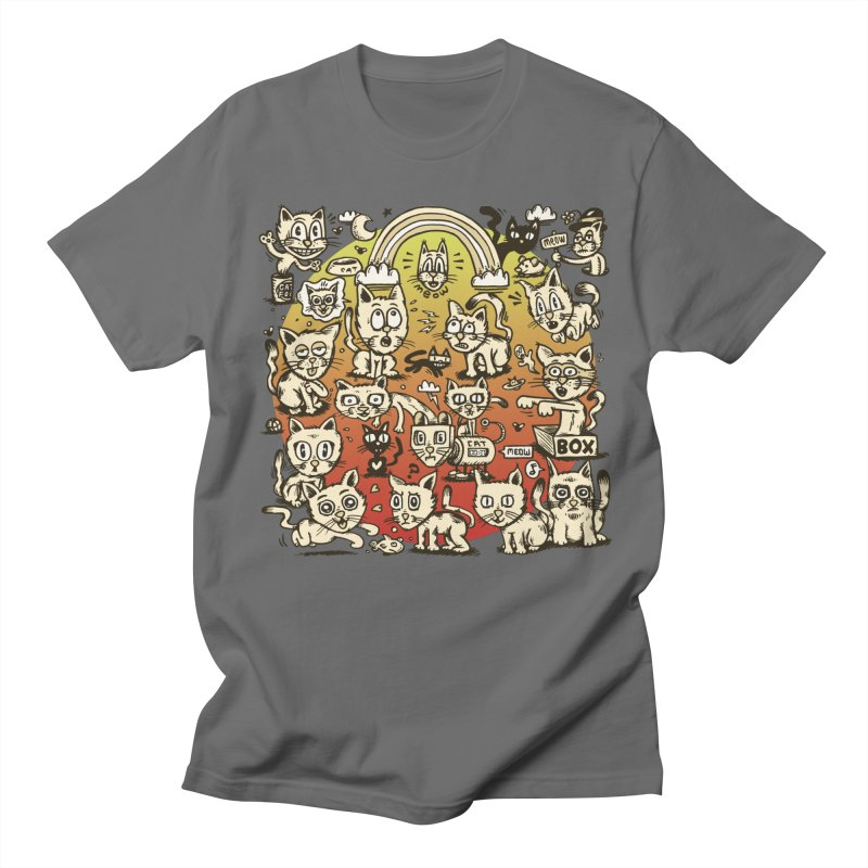 Cats of the World Women's T-Shirt by vtavast's Artist Shop