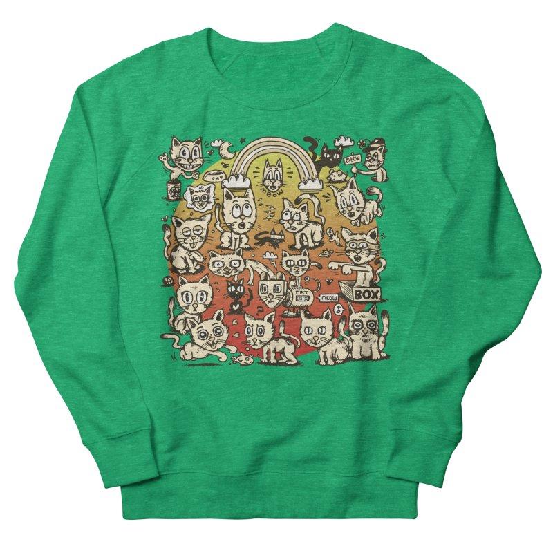 Cats of the World Women's Sweatshirt by vtavast's Artist Shop