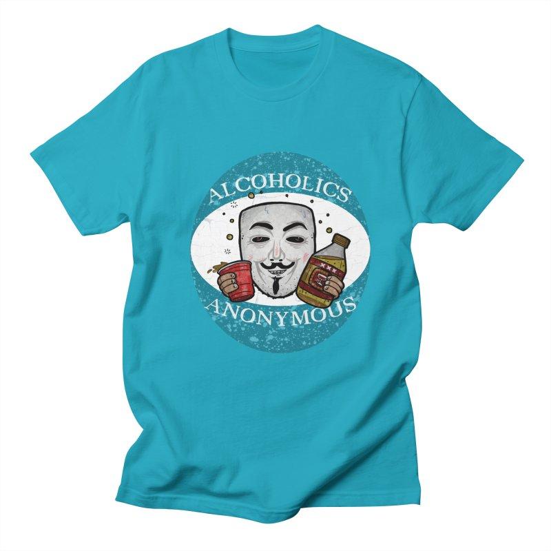 Alcoholics Anonymous Women's T-Shirt by vtavast's Artist Shop