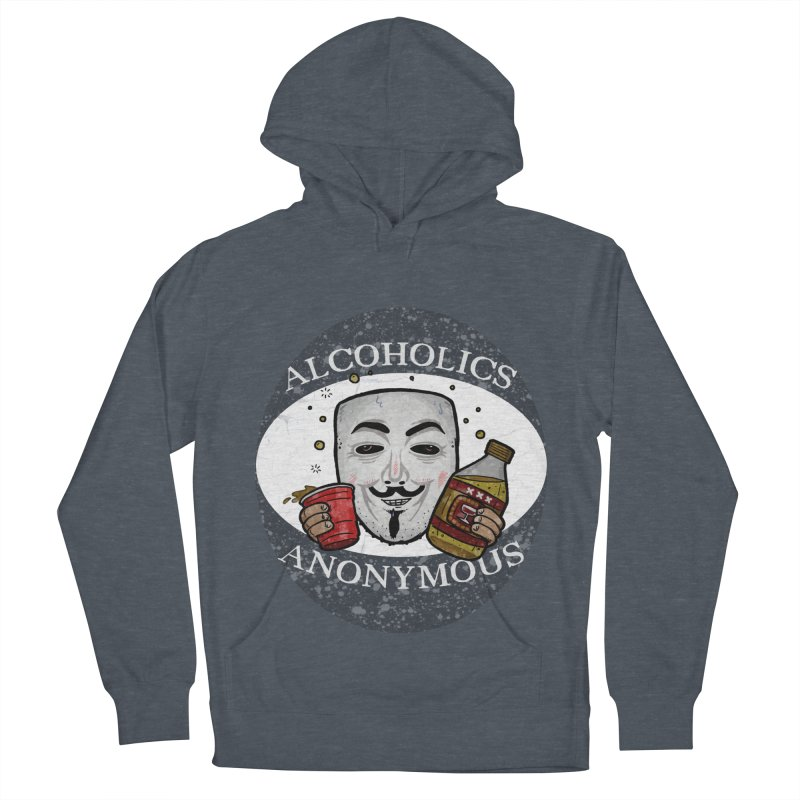 Alcoholics Anonymous Women's Pullover Hoody by vtavast's Artist Shop