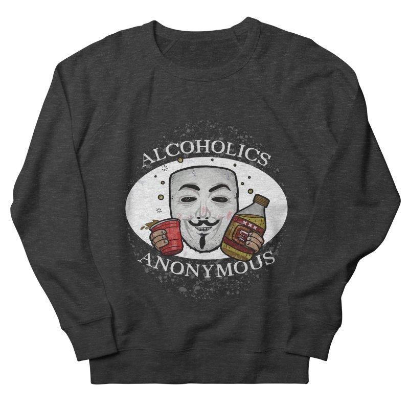 Alcoholics Anonymous Women's Sweatshirt by vtavast's Artist Shop