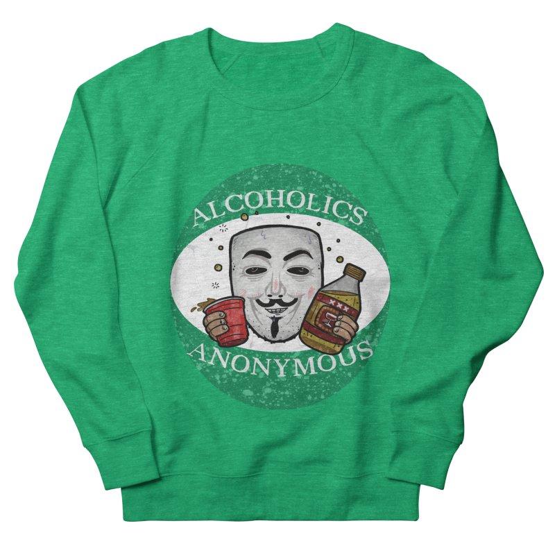 Alcoholics Anonymous Men's Sweatshirt by vtavast's Artist Shop