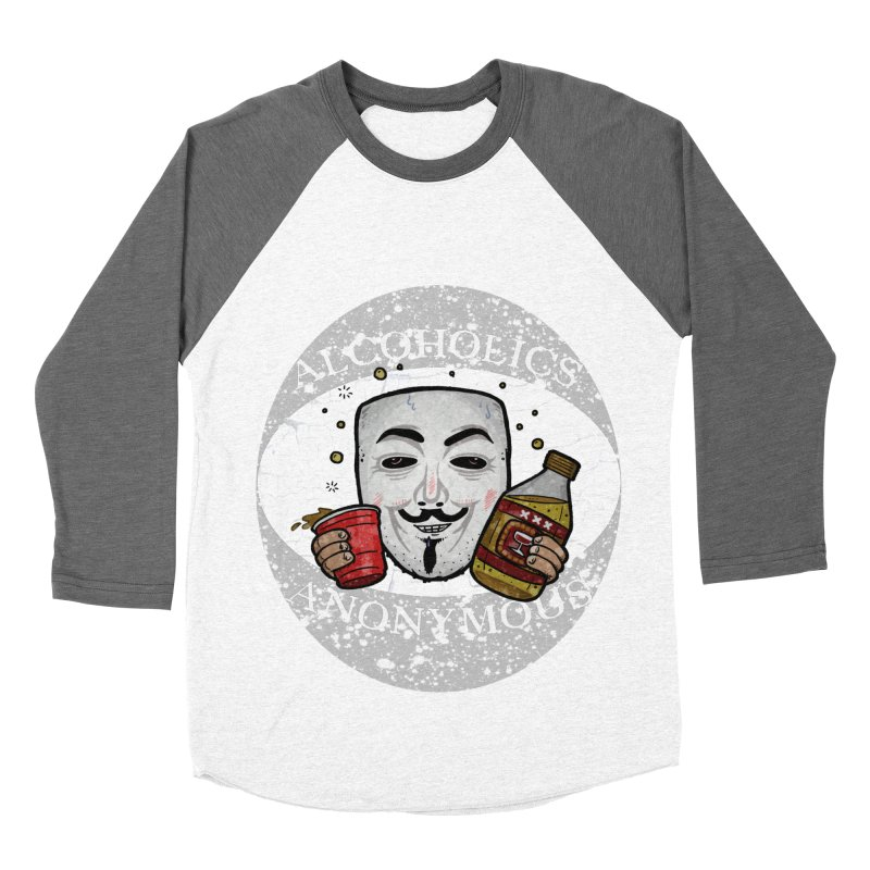 Alcoholics Anonymous Women's Longsleeve T-Shirt by vtavast's Artist Shop