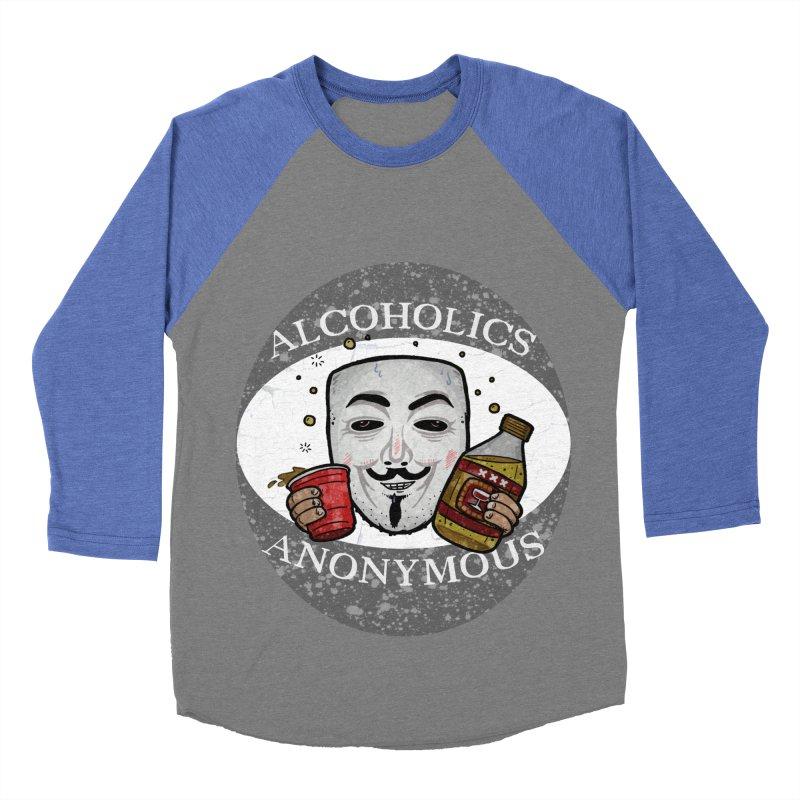 Alcoholics Anonymous Women's Longsleeve T-Shirt by vtavast's Artist Shop