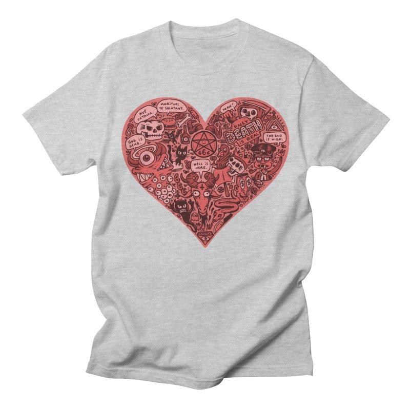 Heart of Darkness Women's T-Shirt by vtavast's Artist Shop