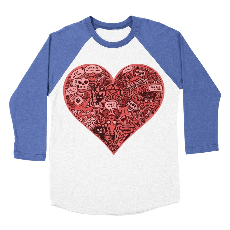 Heart of Darkness Women's Longsleeve T-Shirt by vtavast's Artist Shop