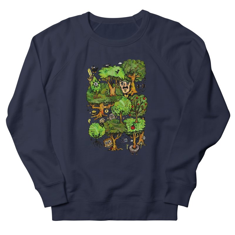 Into the Green Men's Sweatshirt by vtavast's Artist Shop