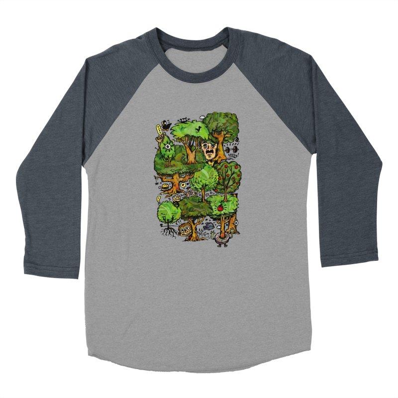 Into the Green Women's Longsleeve T-Shirt by vtavast's Artist Shop