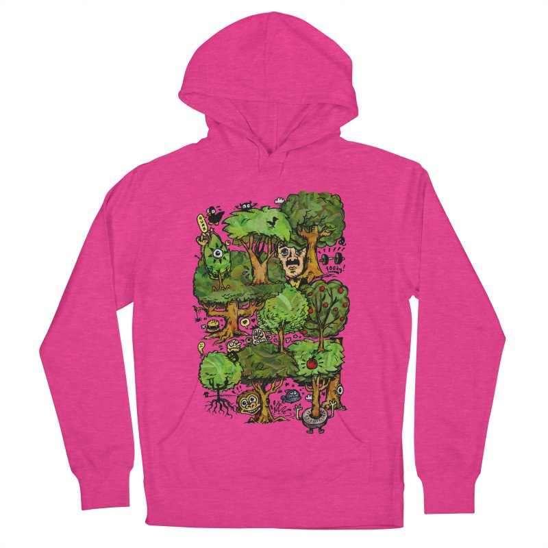 Into the Green Women's Pullover Hoody by vtavast's Artist Shop